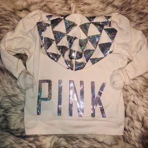 VS Victoria's Secret Pink Bling Hoodie